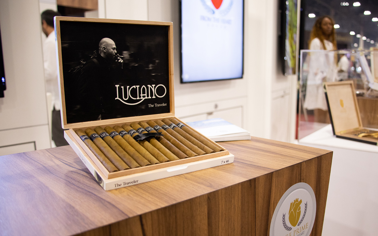 Luciano – the traveler
