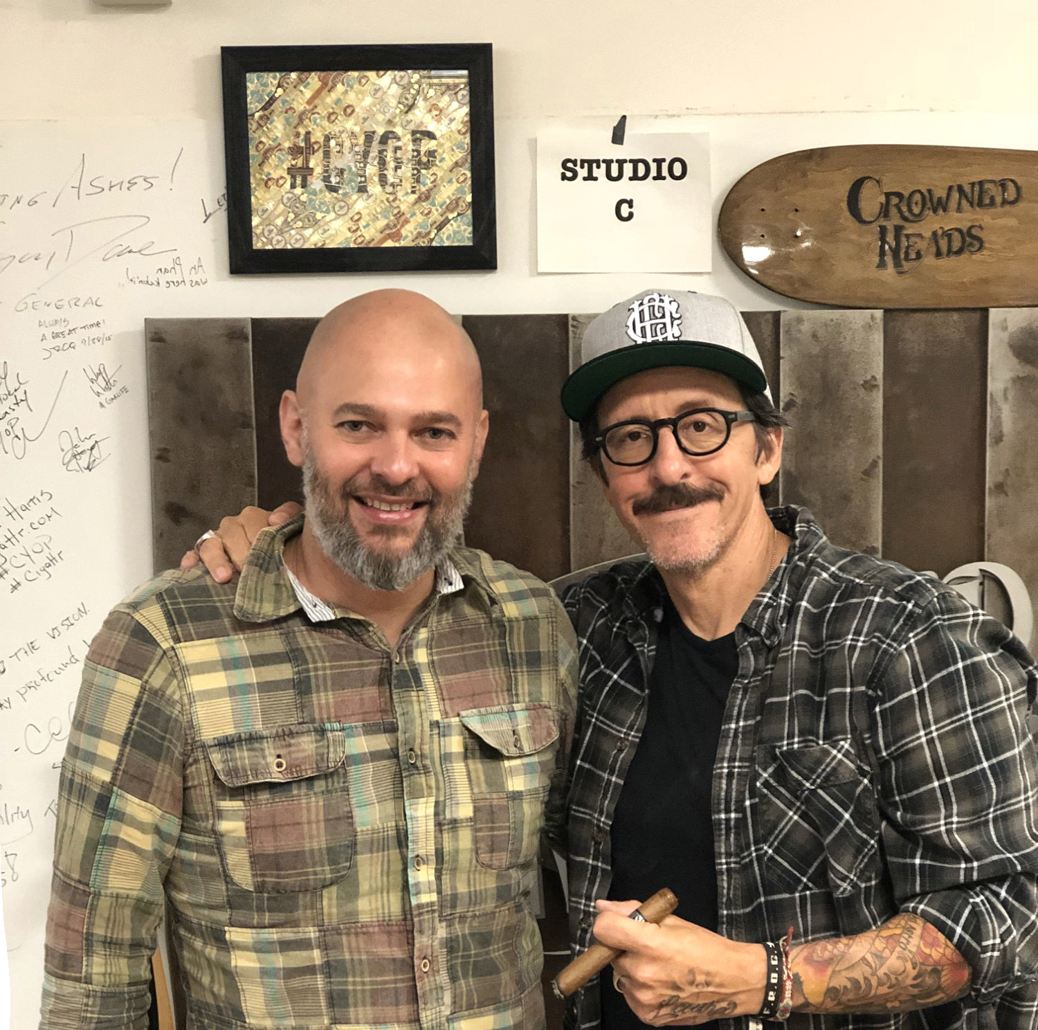 CROWNED HEADS AND ACE PRIME CIGARS ANNOUNCE A STRATEGIC ALLIANCE.